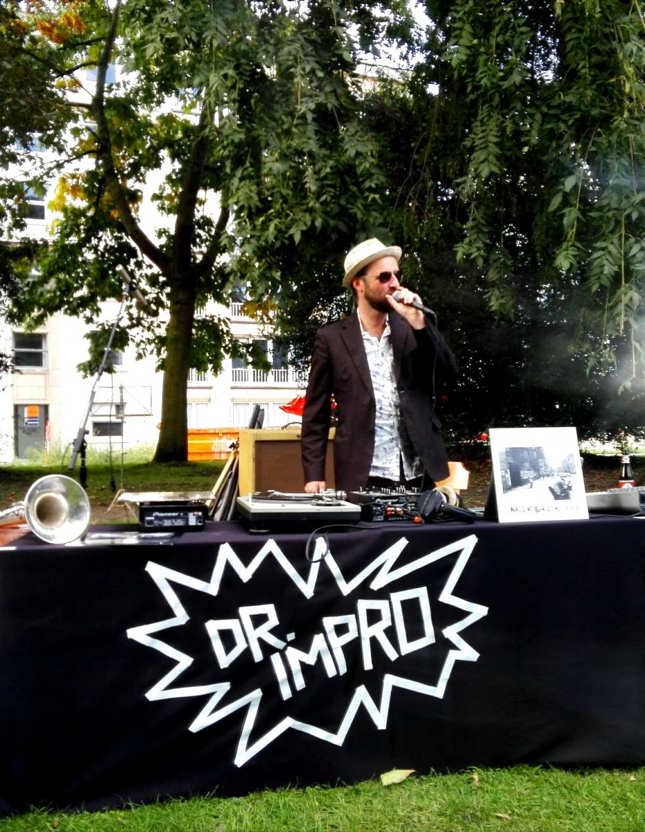 Dr. Impro @ Car Free Citadelic Festival